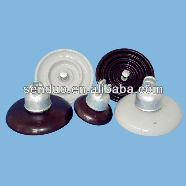 Ansi 52 5 Disc Suspension Porcelain Ceramic Insulator View Suspension Insulator Cy Sd