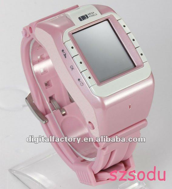 2013 Cheap N388 Camera Quad-Band Wrist Watch Mobile phone