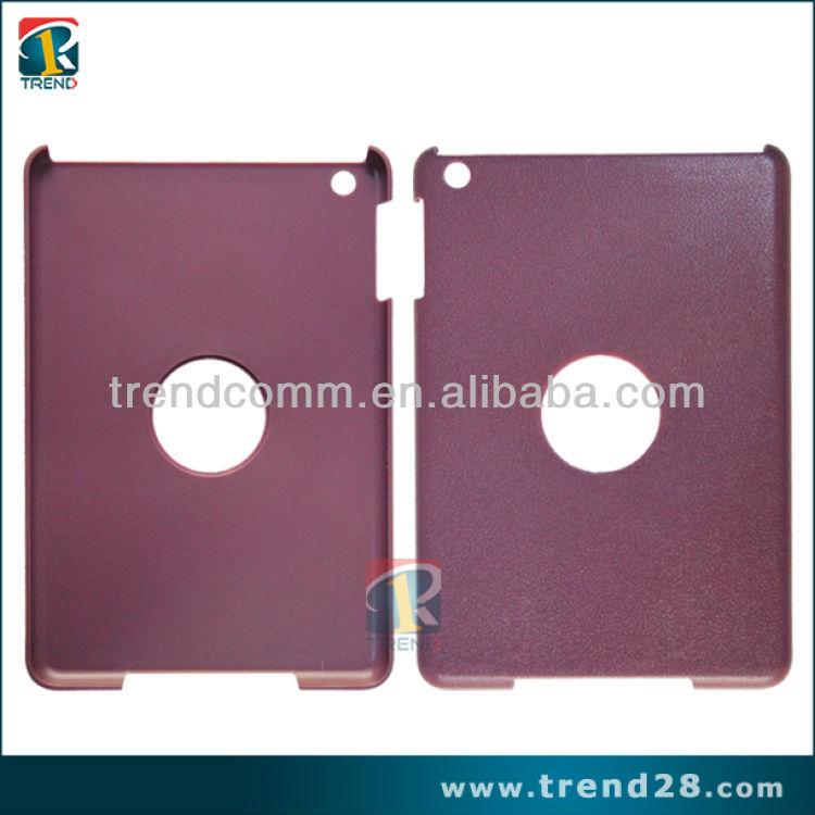 crystal pc case for ipad mini