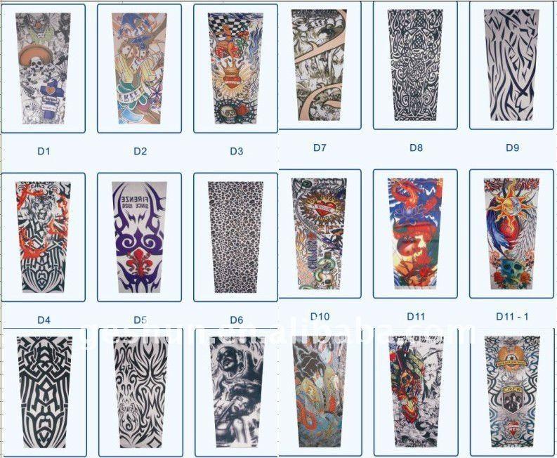 Татуаж татуировки нарисованные от