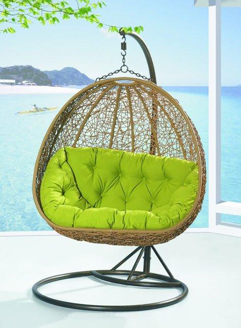 2014 esterna del rattan sedia uovo altalena amaca sospesa for Sedia uovo giardino
