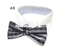 джентльмен галстуки смешивать цвета сетки галстук хорошего качества s 20pcs/lot