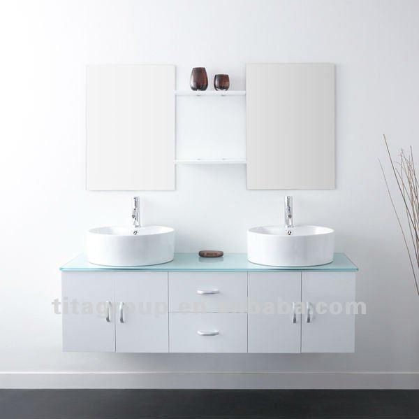Hotel Bathroom Sink : Double Sink White Hotel Bathroom Vanity - Buy Hotel Bathroom Vanity ...