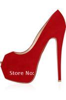 Туфли на высоком каблуке NEW style, 16cm super high heel shoes, 5 cm platform, high heel sandal, size US 4 to 14, party and weding shoe