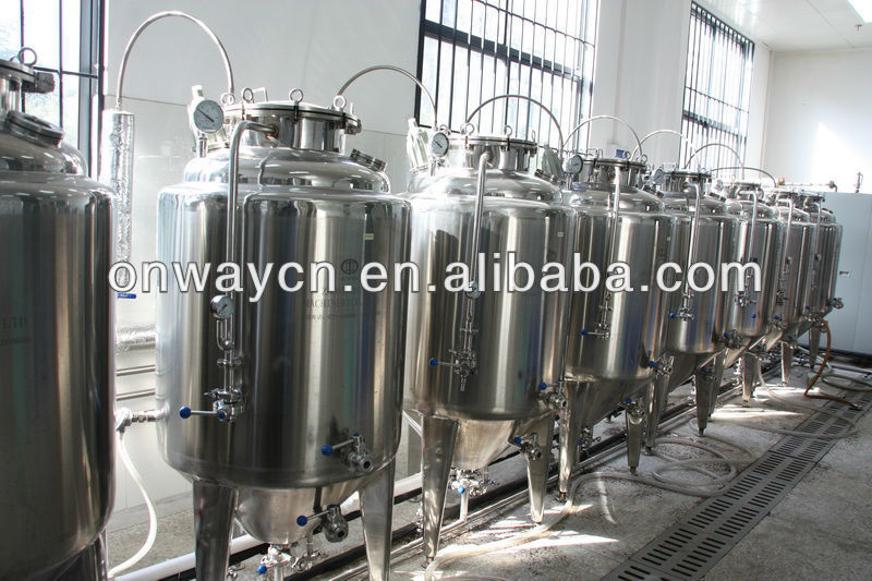BFO commercial beer brewery equipment for sale