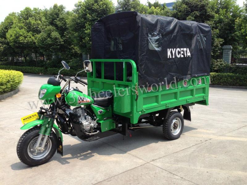 China motocicletas tres ruedas