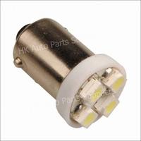 Лампочка освещения прибора HK Model Name   Year ! 4 LED 1210 4SMD BA9S 2000 /#qw