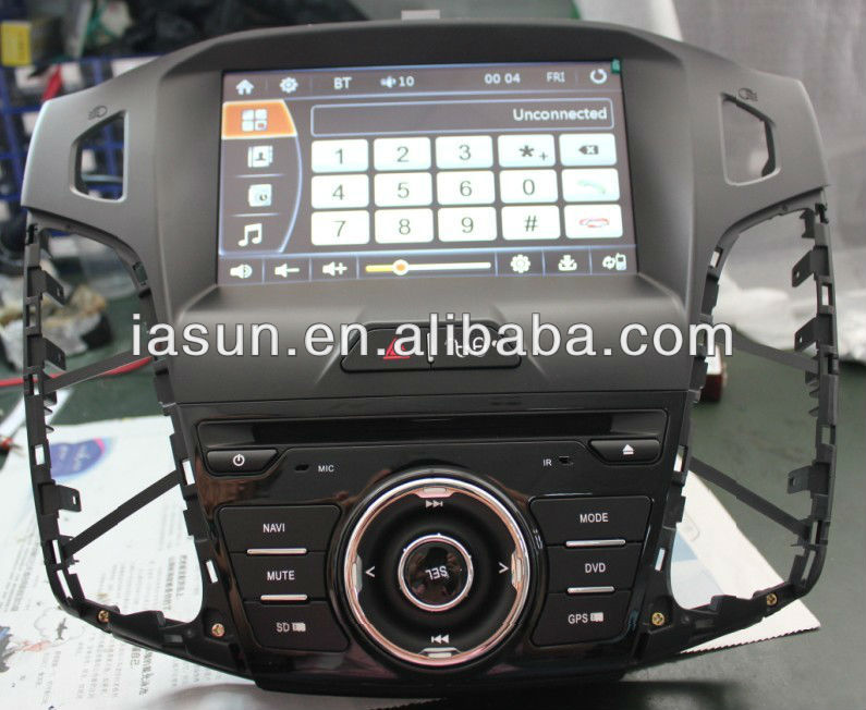 2012-2013 Ford Focus Car DVD player with GPS