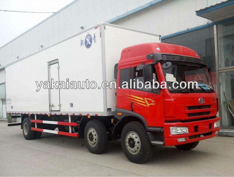 FRP Faw Cargo Van ,FRP Truck body
