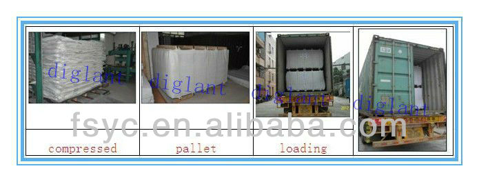 sleeping mattress felt pad for spring mattress (DNM158)