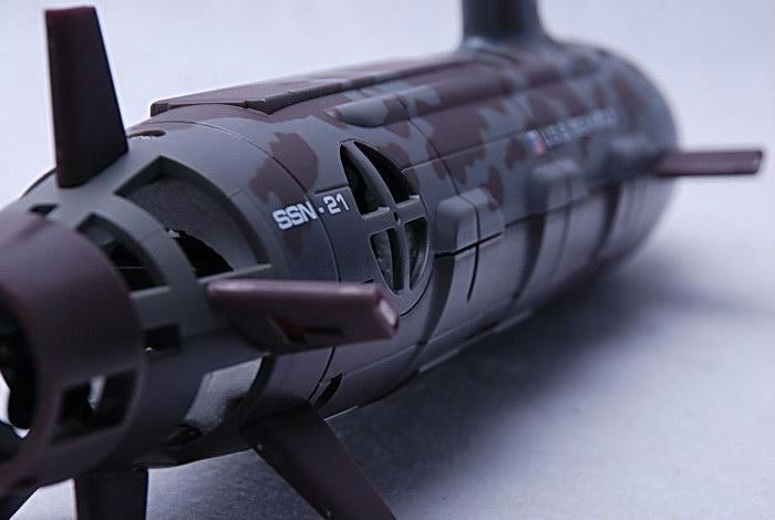 видео подводная лодка с пультом