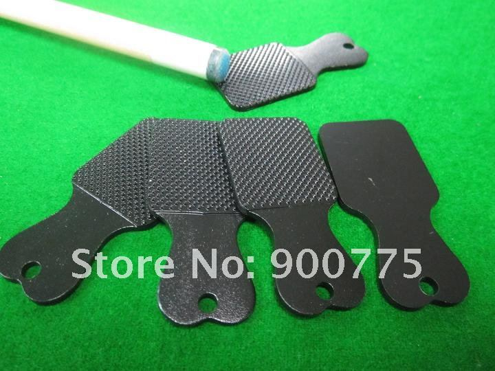 Pool Stick Metal Scuffer/Metal/Mini Size/Black ScufferFree Shipping/Billiard Accessories8623