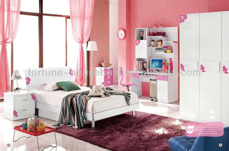 Ragazza camera da letto guardaroba mobili per bambini for Mobili camera ragazza