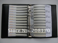 Конденсатор 0805 SMD Capacitor sample book, 92 values X 50pcs=4600pcs, Electronic Components Package, Samples kit, #1152