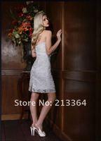 Свадебное платье import Lace elegance nobleness temperament Top grade Wedding Dresses any size/color /retail