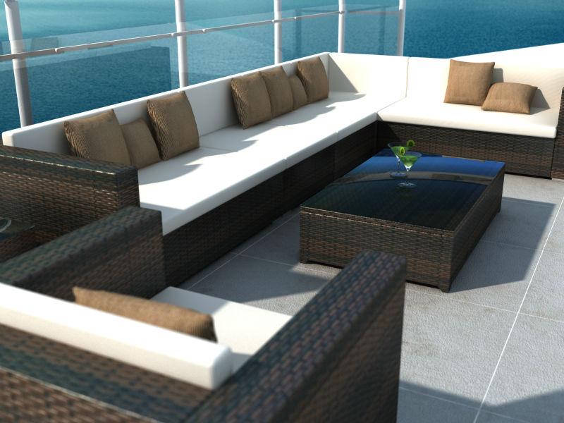 rattan ecksofa neuesten design kollektionen f r die familien. Black Bedroom Furniture Sets. Home Design Ideas