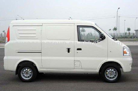Hot Sale Electric Van