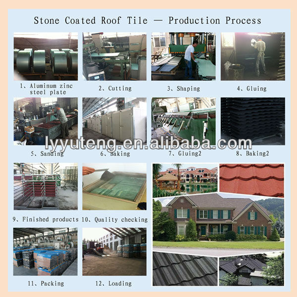 ISO SONCAP BV exportor and manufacturer of asphalt shingle