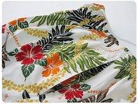 Мужские шорты Men's Shorts Casual Hawaiian Beach Style Blue Leaves Prints Retail