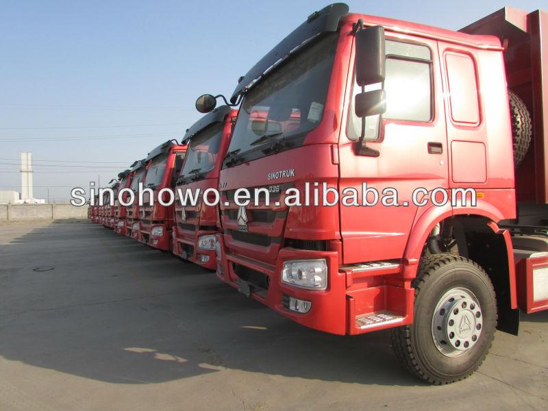 Howo 6*4 Tipper Truck 10