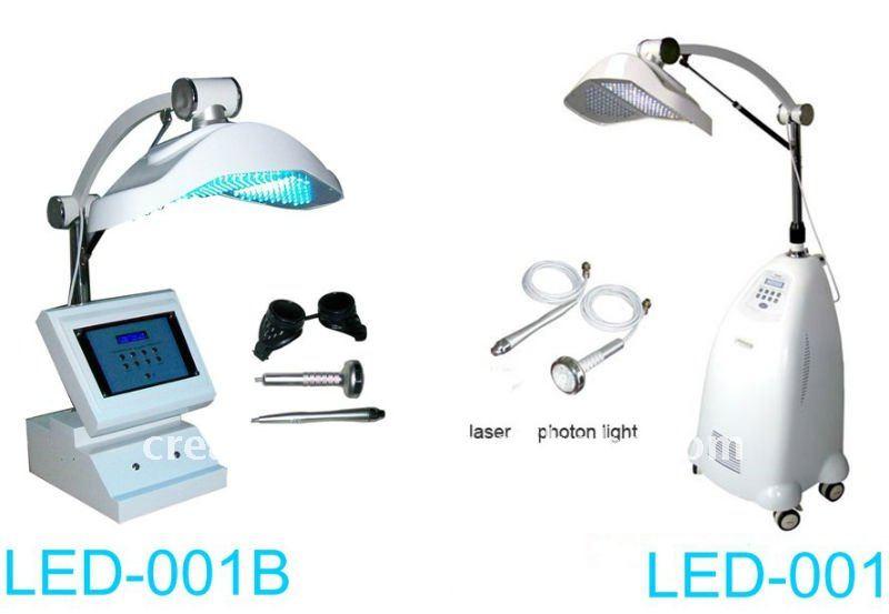 led光の皮膚の治療青と赤の光療法仕入れ・メーカー・工場