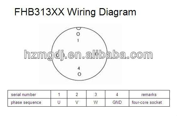 FHB313XX wiring diagram