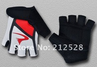 Мужские перчатки для велоспорта Cycling Gloves 2012 Pinarello breathable bicycles gloves half finger gloves anti-shockness Tour of France