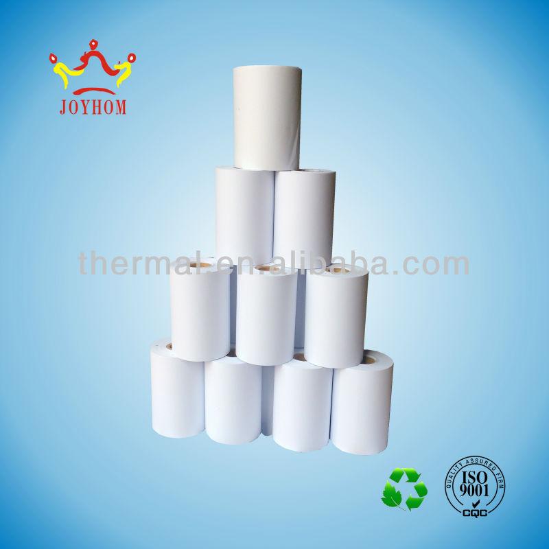 Rouleau de papier thermique pour imprimante caisse for Papier imprimante autocollant exterieur
