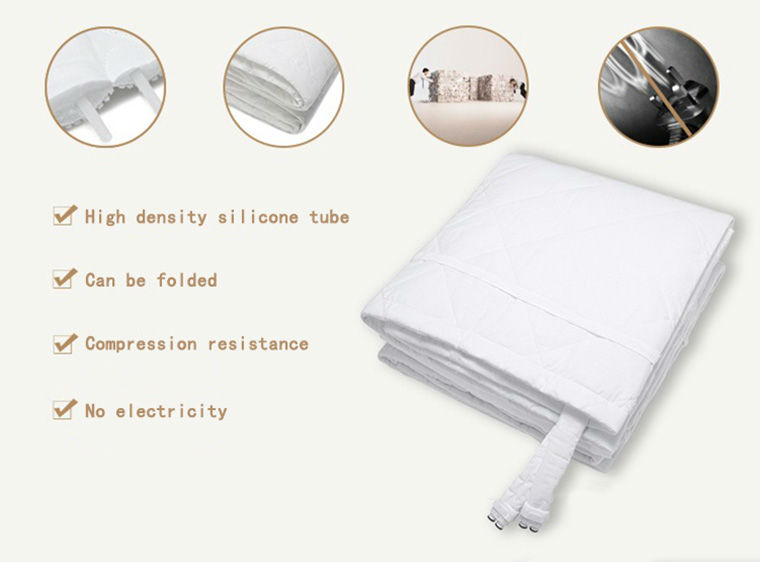 product gs queen cooling and heating mattress cover dual zone