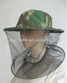 Chapeau de seau en nylon