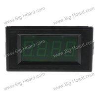 Вольтметр DC 7-15V Digital Green LCD Volt Voltmeter Meter Panel #001480-167