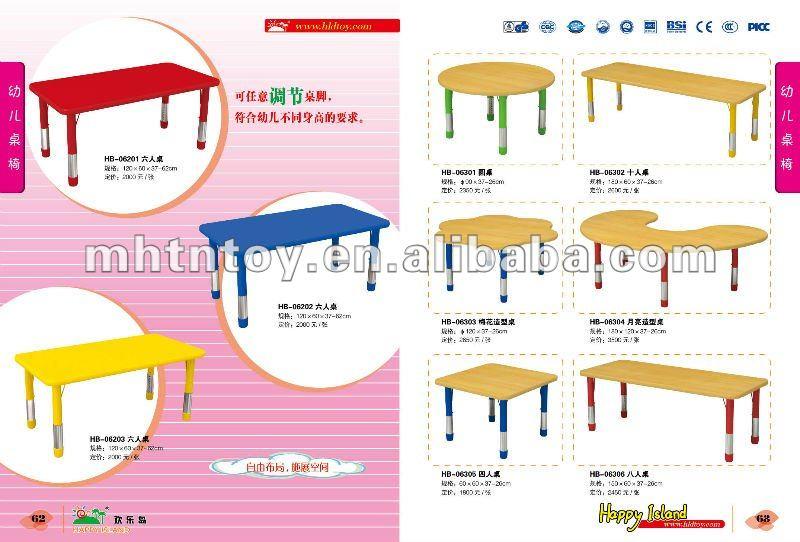 preschool furniture kid 39 s study table hb 05901