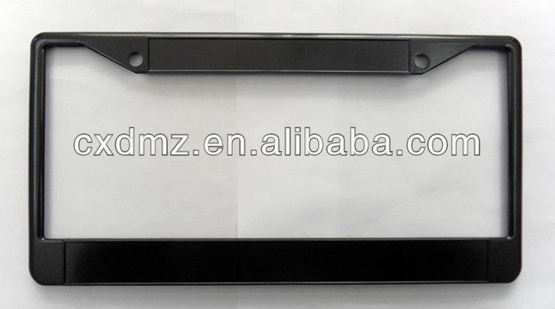701 USA car license plate frame