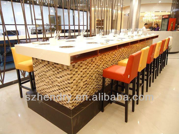 조 레스토랑 테이블 ppt-006 큰 측정-목재 테이블 -상품 ID:996898711 ...