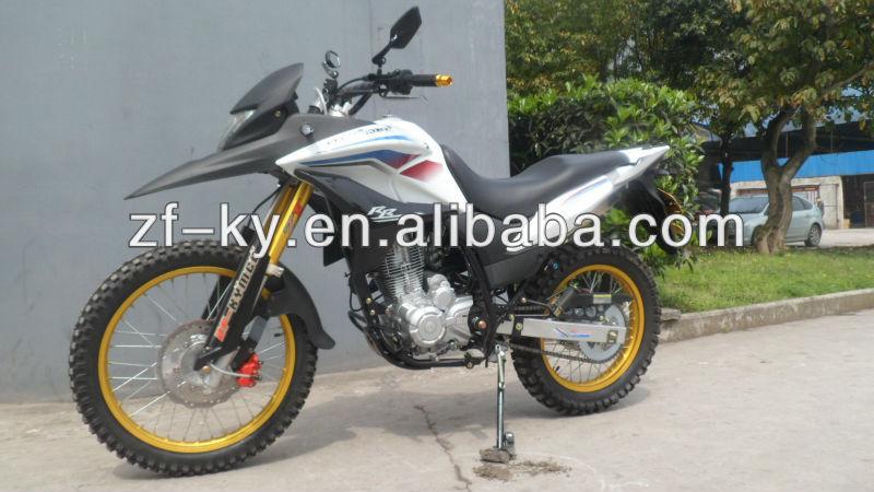 Chongqing motorcycle XRE 250, MOTOCYCLE