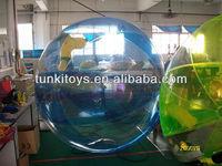 Надувной водный аттракцион water ball for kids