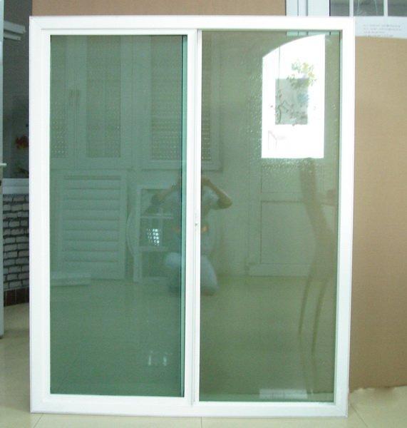 Pvc windows and doors pvc frame glass window pvc sliding for Pvc double glazing