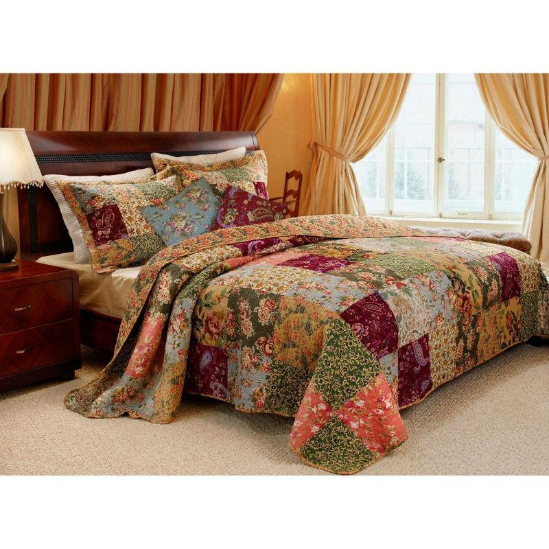 Corduroy berber 39 patchwork quilt cover set buy quilt cover quilt patchwork quilt set product - Corduroy bedspreads ...