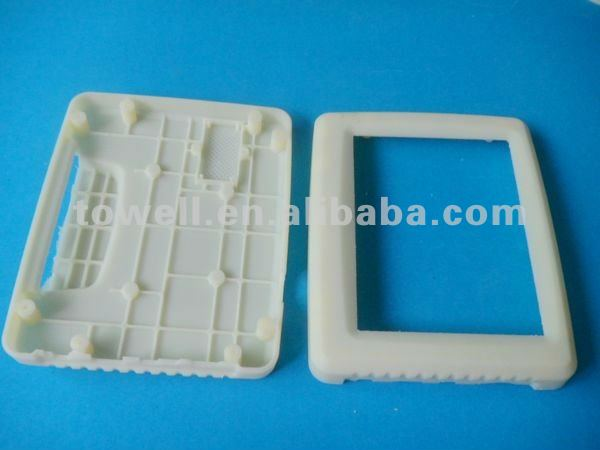 high quality ABS plastic box shell rapid prototype making