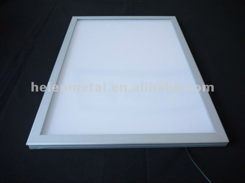 LED Light Frame with Round Corners