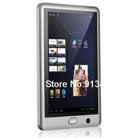 Cube k8gt 7 & quot android 4.0 планшетный ПК емкостный сенсорный экран процессор 1.2 ГГц, 512 МБ ddr3, 8 ГБ памяти и Фронт верблюд