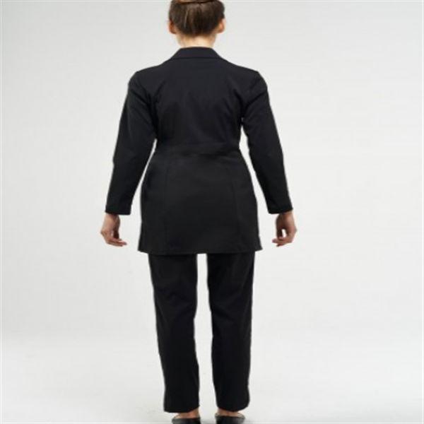 Newest 100 cotton white wholesale spa uniforms buy spa for Spa uniform cotton