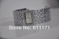 Наручные часы Women's Vintage Quartz Diamond Gold and Silver bracelet watch
