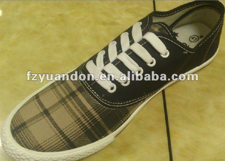 2013 pas cher plat hommes chaussures de toile