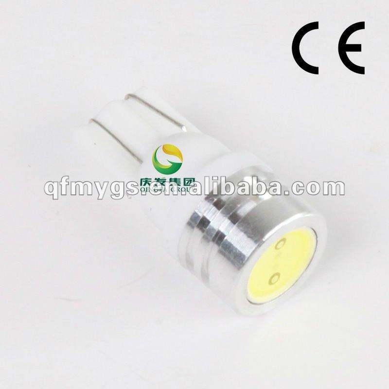 auto LED T10 12V white,1 watt