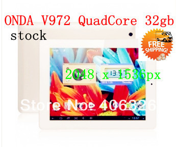 EMS 2pcslot Freeship RU UA-ONDA V972 Quad Core 32gb Tablet PC Retina Screen 9.7 IPS Retina Screen A31.jpg