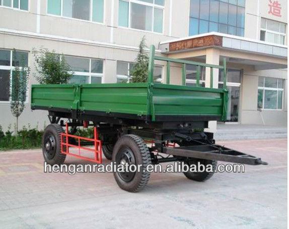 Remorque agricole 4 tonnes