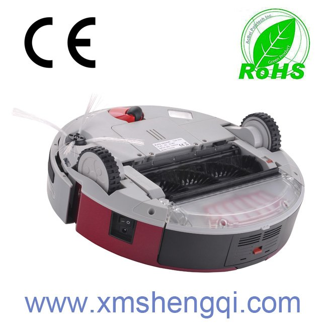High Intelligent Rose Red Low Noise Special Gift iRobot  Vacuum cleaner