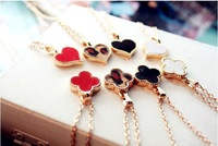 Min.order is $15 (mix order) fashion elegant exquisite heart-shape necklace jewelry X4303