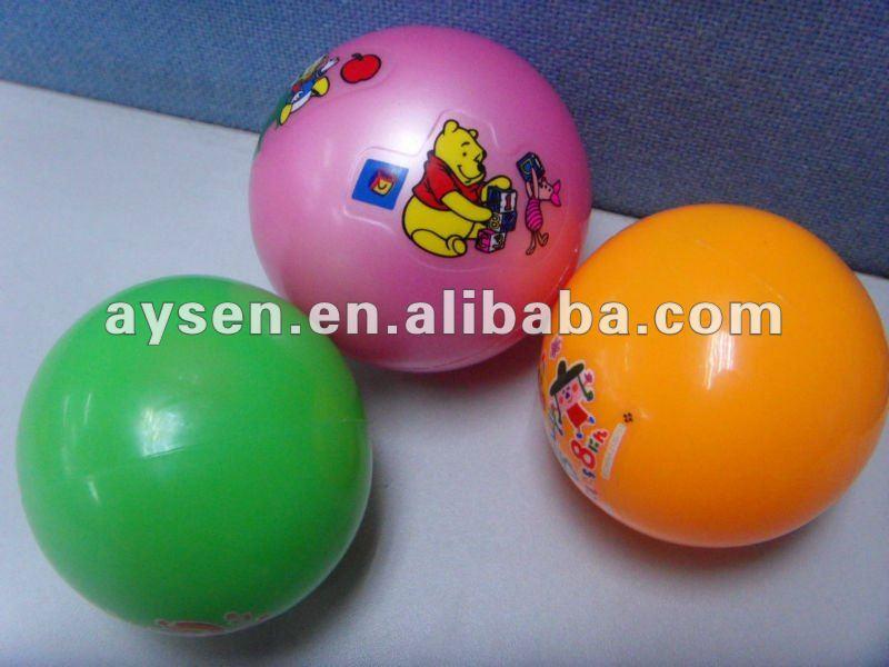 Gran bola inflable del pvc